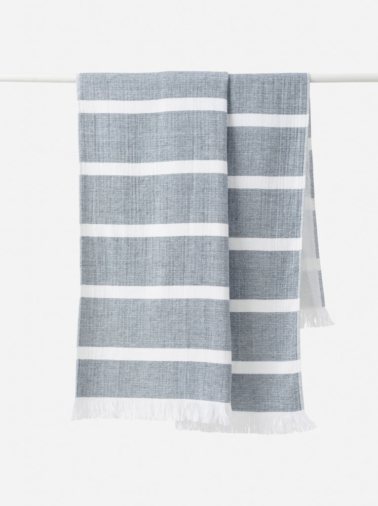 Citta - Stripe Organic Cotton Beach Towel