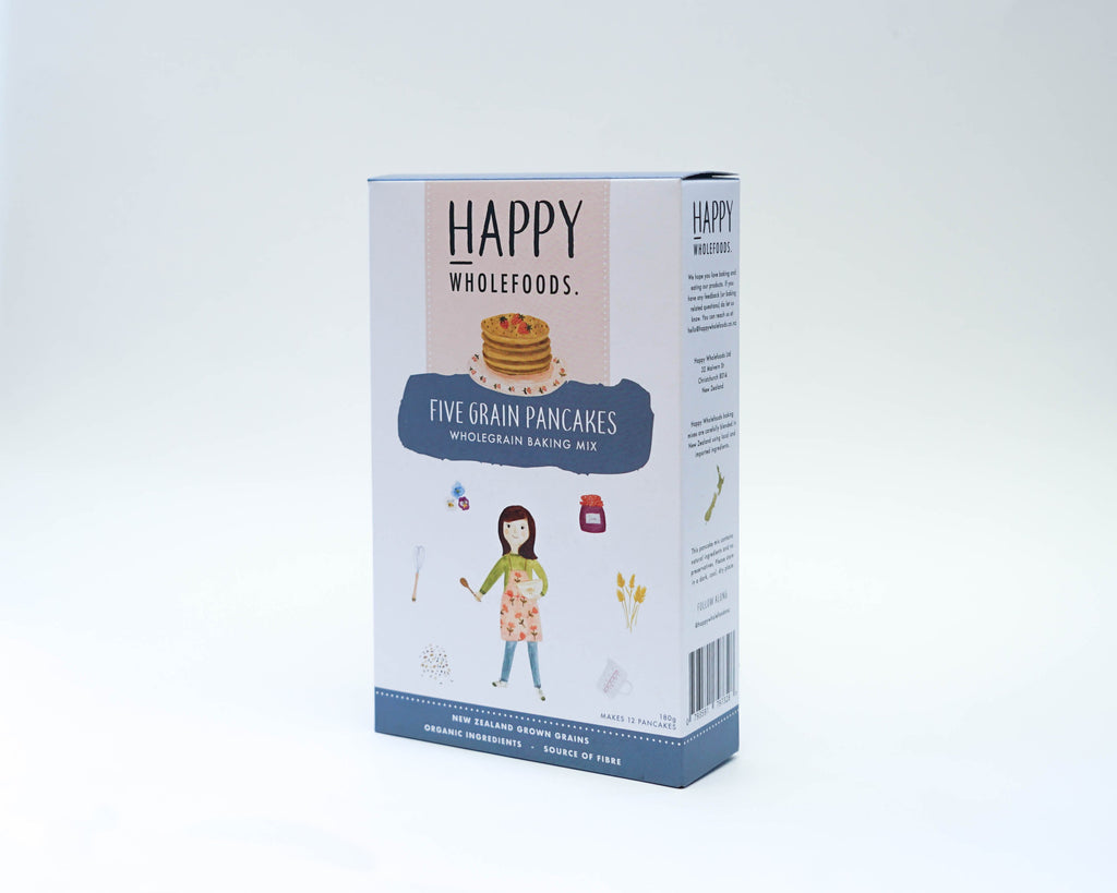 Gift Product - Happy Whole Food Pancakes