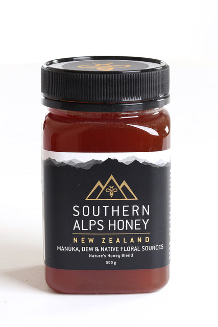 Southern Alps Honey - Manuka, Dew & Native Floral Sources