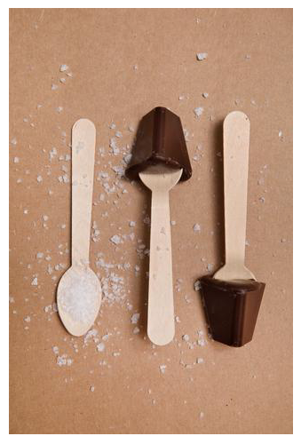 Seriously Good Chocolate Spoon