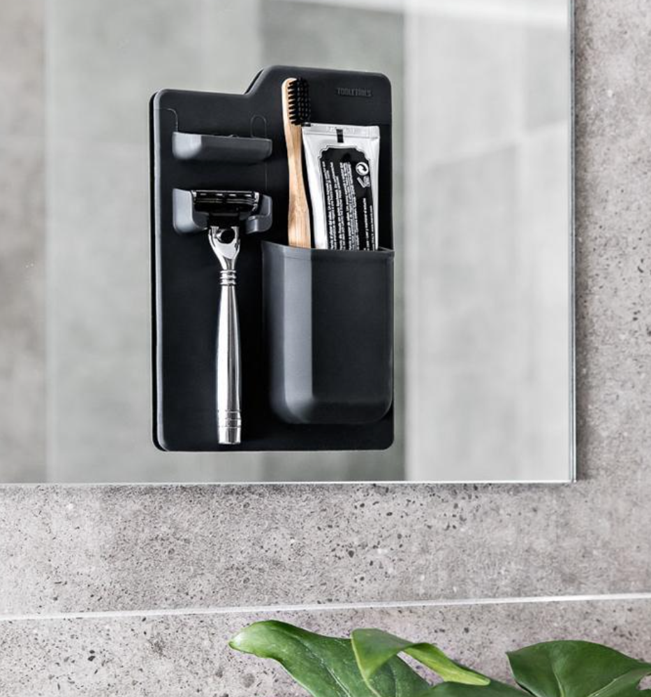 The Harvey - Toothbrush & Razor Holder