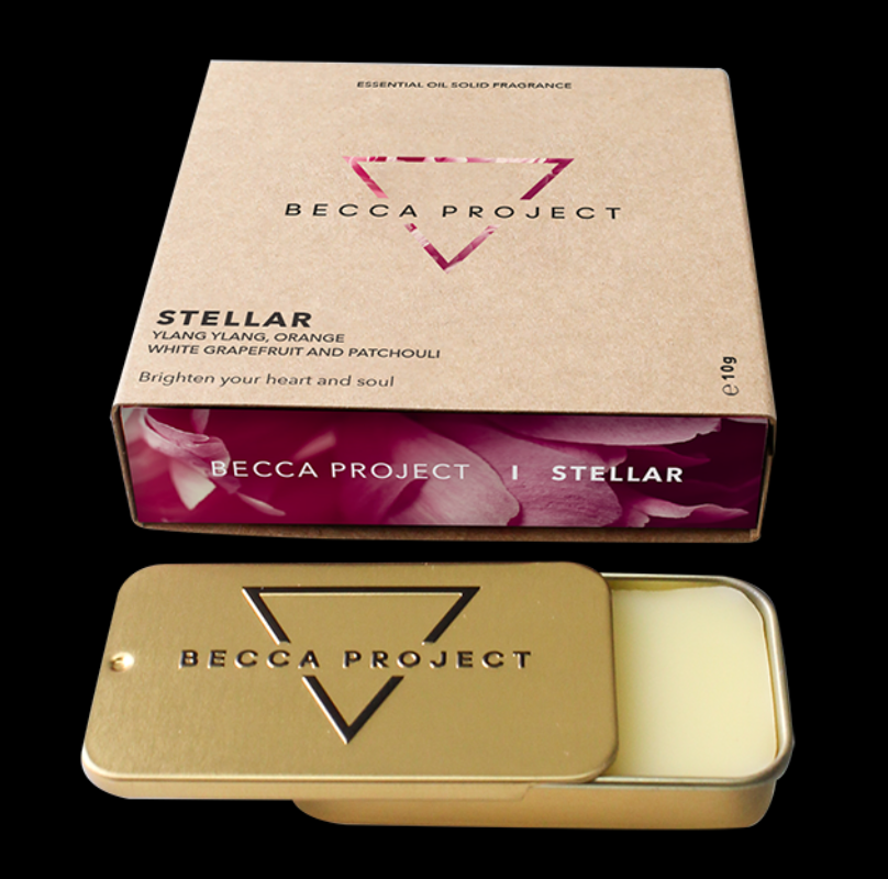 Becca Project - Solid Fragrance Balm
