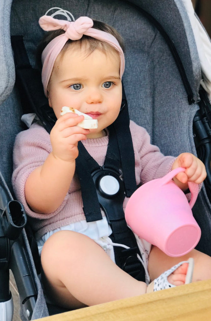 Petite Eats - 2 in 1 Sippy Cup