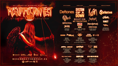 Resurrection Festival 2021