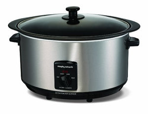 Morphy Richards Accents Sear and Stew Slow Cooker 6.5L