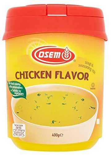 Osem Chicken Soup and Seasoning Mix, 400g