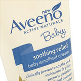 Aveeno Baby Soothing Relief Emollient Cream (223 ml)