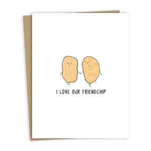 Friendchip Card