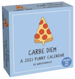 2021 Punny Day-to-day Calendar
