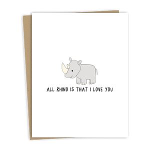 All Rhino Card