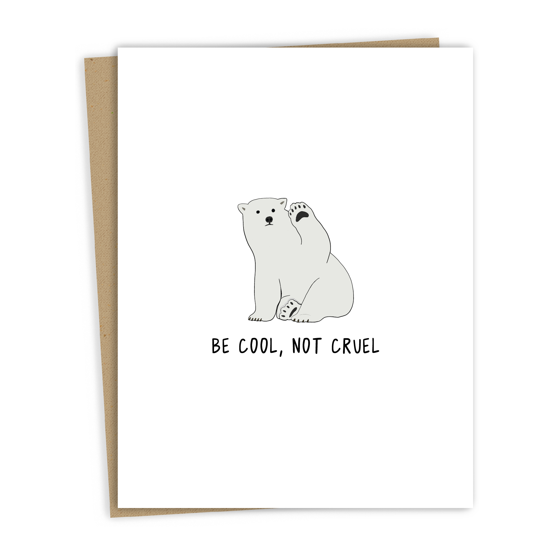 Be Cool Card