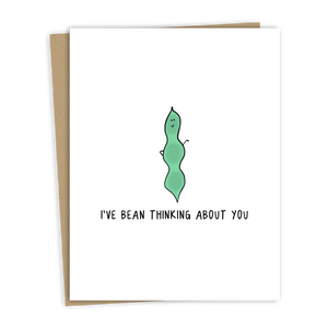 Bean Thinking Card