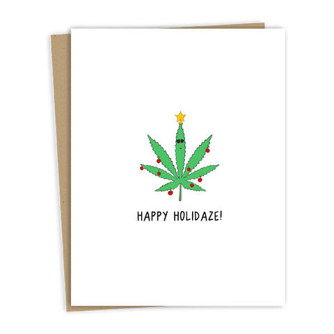 Holidaze Card