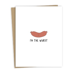 The Wurst Card