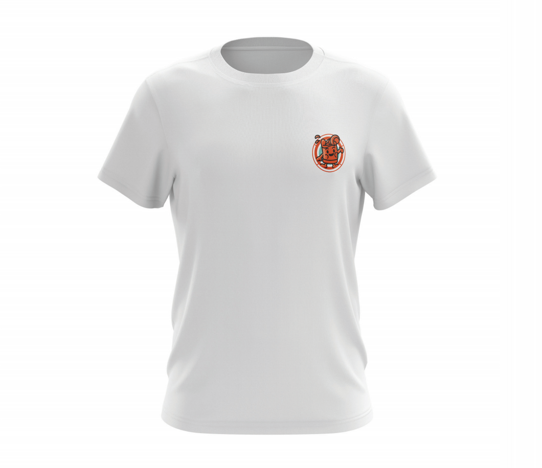 Unisex short sleeve t-shirt