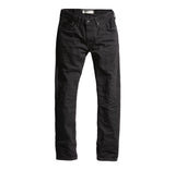 505 Regular Fit Men's Jeans - Black - basicsclothing