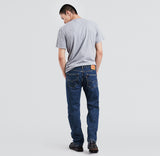 505 Regular Fit Men's Jeans - Dark Stonewash - basicsclothing
