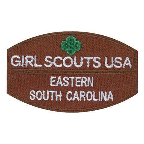 Girl Scout Brownie Council Identification Set - basicsclothing