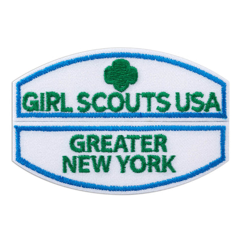 Multilevel Girl Scout Council Identification Set