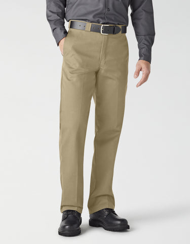 DICKIES ORIGINAL FIT 874 WORK PANT - KHAKI