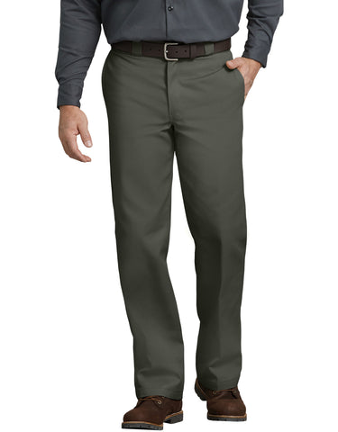 DICKIES ORIGINAL FIT 874 WORK PANT - OLIVE