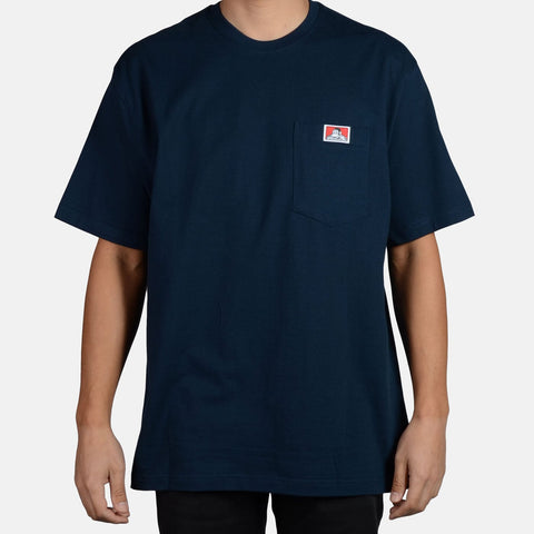 Ben Davis Heavy Duty Pocket Tee - basicsclothing