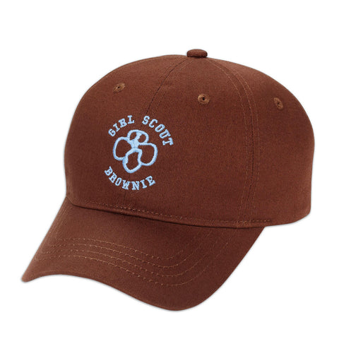 Girl Scouts Brownie Baseball Cap - basicsclothing