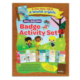 Girl Scouts Brownie It's Your Story Badge Activity Set - Basics Clothing Store