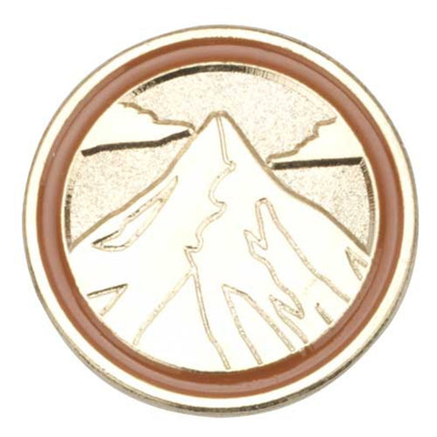 Girl Scouts Brownie Journey Summit Award Pin - Basics Clothing Store