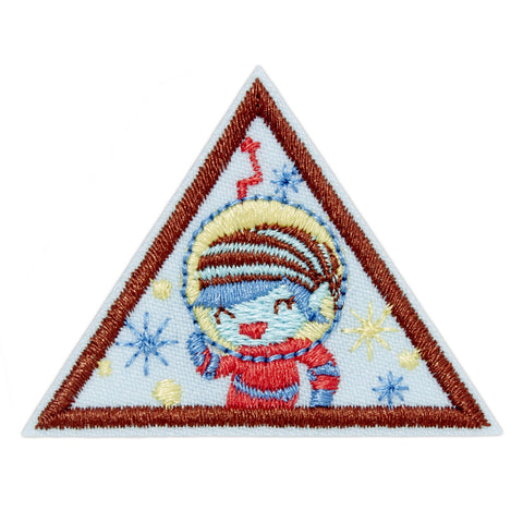 Girl Scouts Brownie Space Science Adventurer Badge - basicsclothing