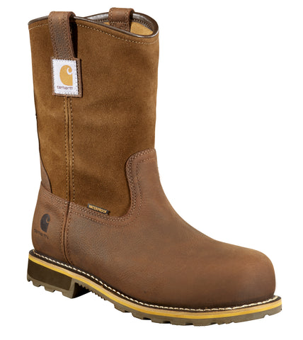 Carhartt Men's 10-Inch Waterproof Pull On Boot