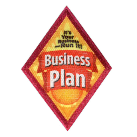 Girl Scouts Cadette Business Plan Badge - basicsclothing
