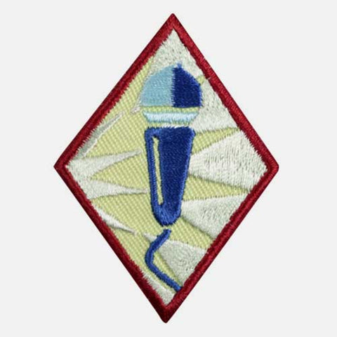 Girl Scouts Cadette Public Speaker Badge