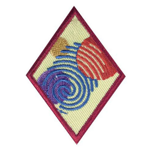 Girl Scouts Cadette Special Agent Badge - basicsclothing