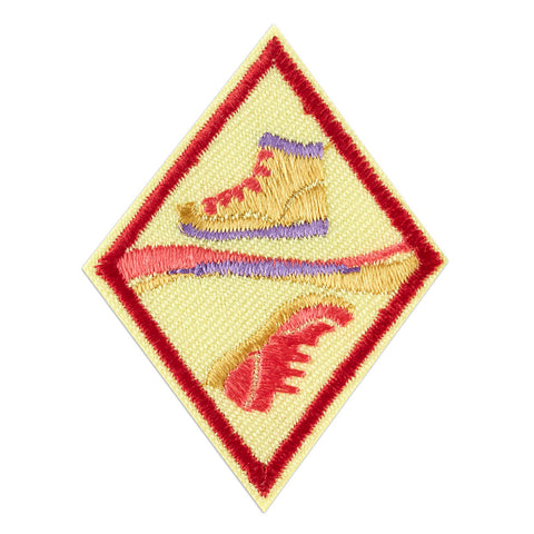 Girl Scouts Cadette Trail Adventure Badge - basicsclothing