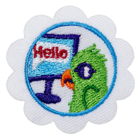 Girl Scouts Daisy Cybersecurity Basics Badge - basicsclothing