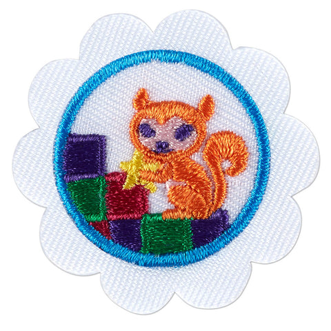 Girl Scouts Daisy Digital Game Design Badge - basicsclothing