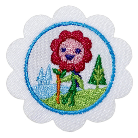 Girl Scouts Daisy Eco Learner Badge - basicsclothing