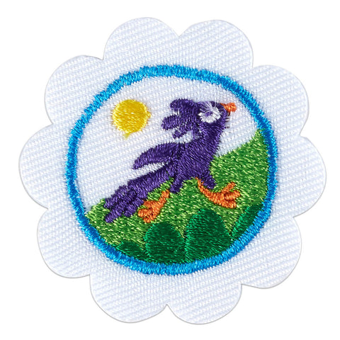 Girl Scouts Daisy Trail Adventure Badge - basicsclothing