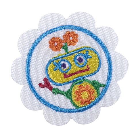 Girl Scouts Daisy What Robots Do Badge - basicsclothing