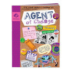 Girl Scouts Junior Agent Of Change Journey Book - Basics Clothing Store