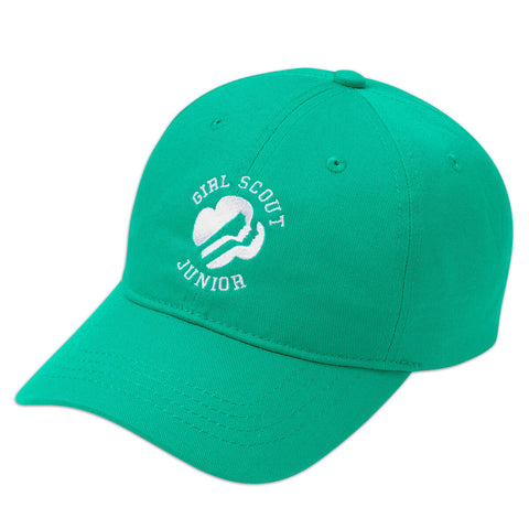 Girl Scouts Junior Baseball Cap - Basics Clothing Store