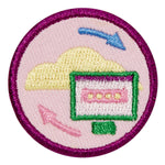 Girl Scouts Junior Cybersecurity Basics Badge - basicsclothing