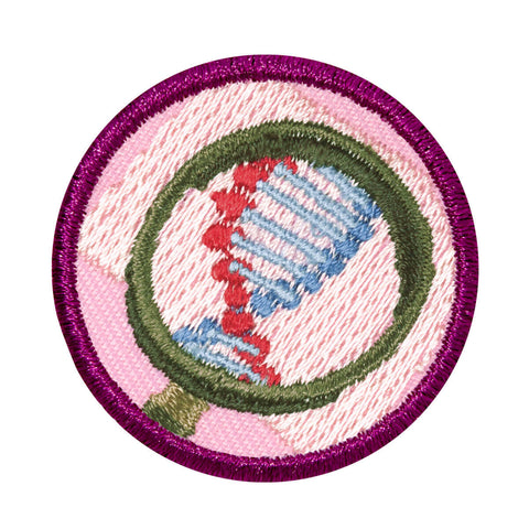 Girl Scouts Junior Detective Badge - basicsclothing