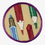 Girl Scouts Junior Drawing Badge - Basics Clothing Store