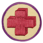 Girl Scouts Junior First Aid Badge - Basics Clothing Store