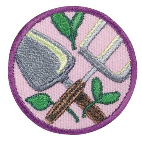 Girl Scouts Junior Gardener Badge - Basics Clothing Store