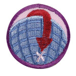 Girl Scouts Junior Geocacher Badge - basicsclothing