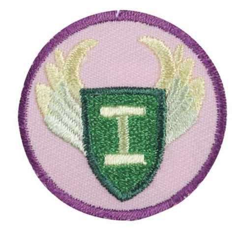 Girl Scouts Junior Independence Badge - basicsclothing