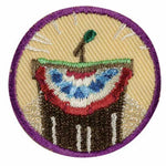 Girl Scouts Junior Inside Government Badge - Basics Clothing Store